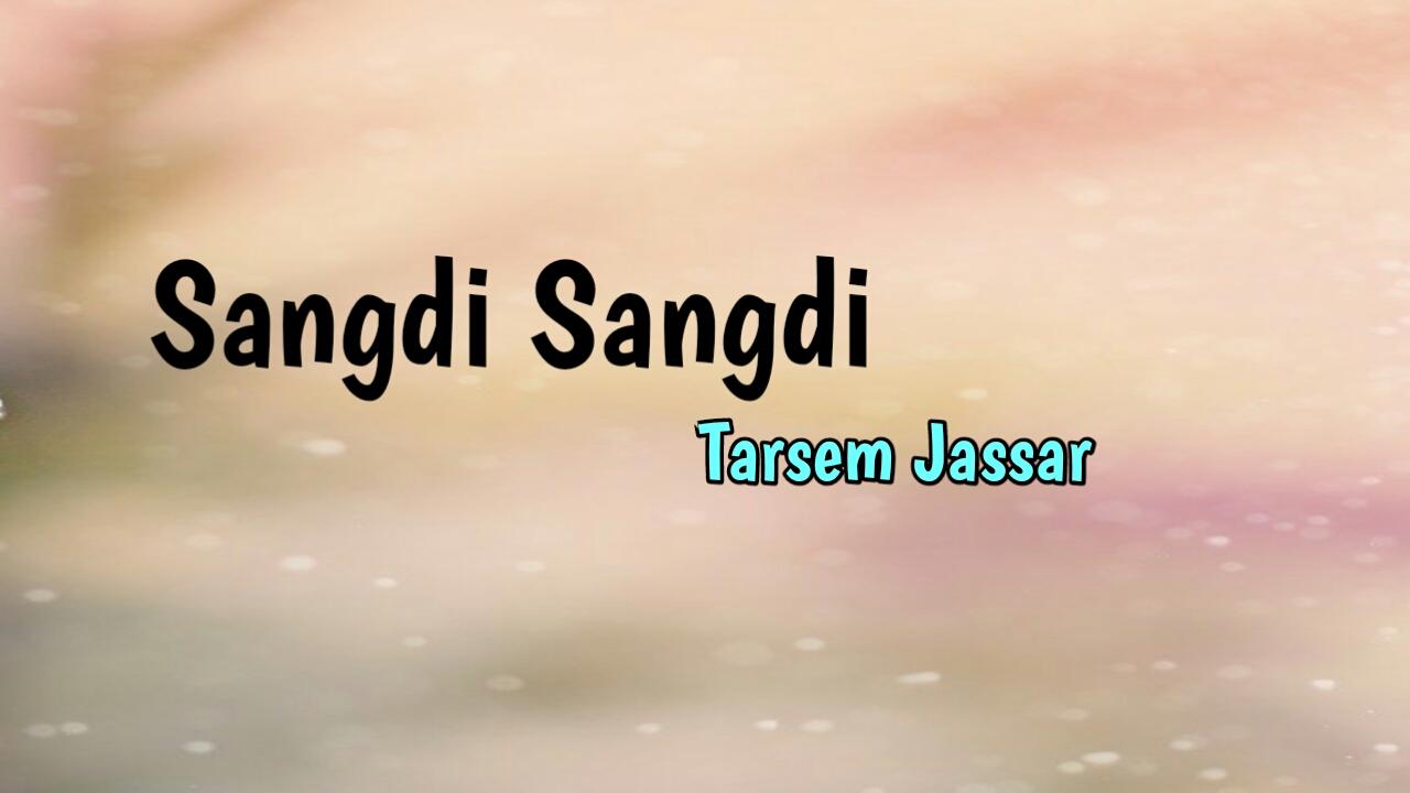 Nimrat Khaira New Song Sangdi Sangdi