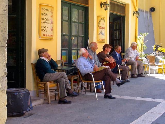 Картинки по запросу фото греки в кафе