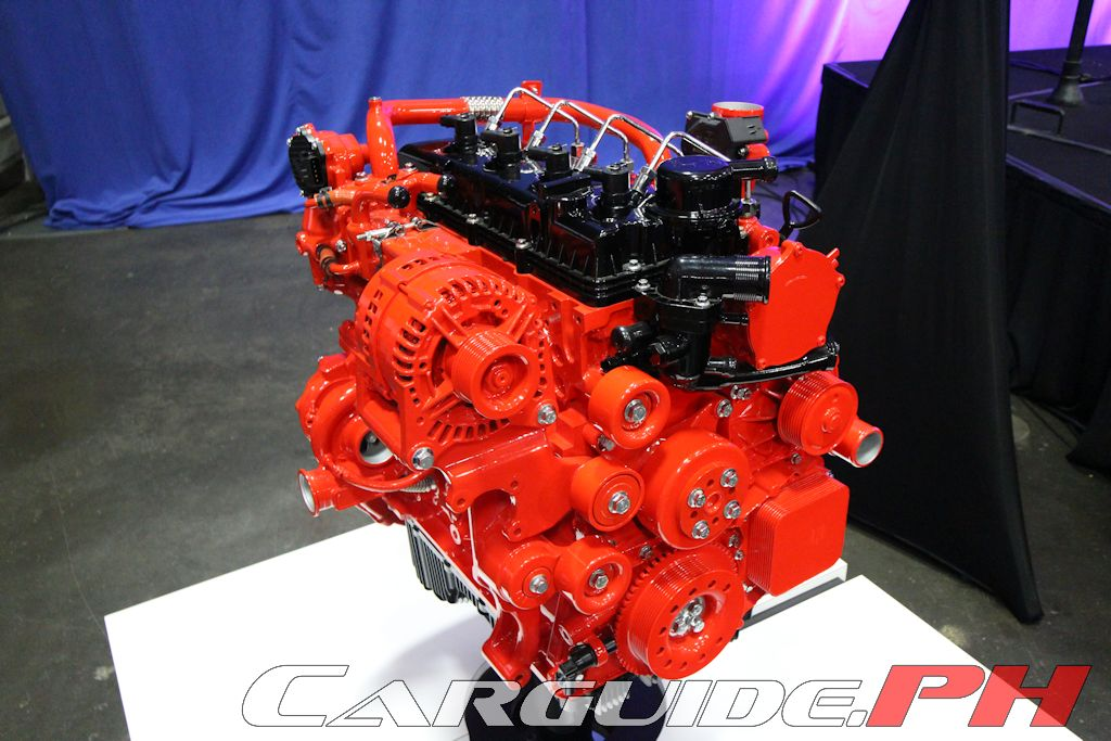 Basic Car Maintenance >> What Makes the Cummins 2.8 ISF Engine So Special? | Philippine Car News, Car Reviews, and Prices ...