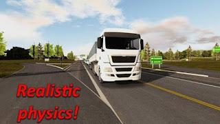 Descargar Heavy Truck Simulator MOD APK Dinero ilimitado 1.973 Gratis para Android