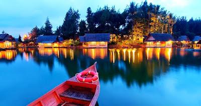 Wisata Kampung Sampireun