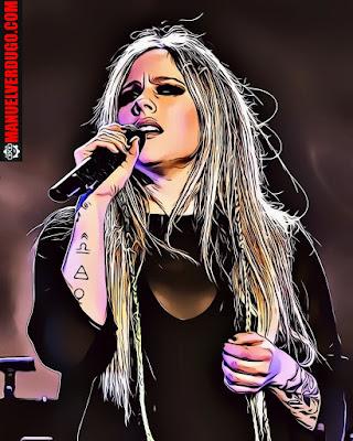 Avril Ramona Lavigne (Avril Lavigne)