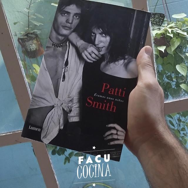 Patti Smith, Eramos unos niños