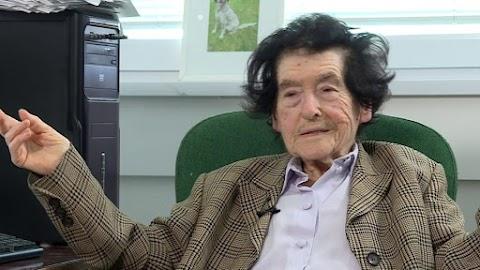 Elhunyt Wollemann Mária orvos, Szeged díszpolgára