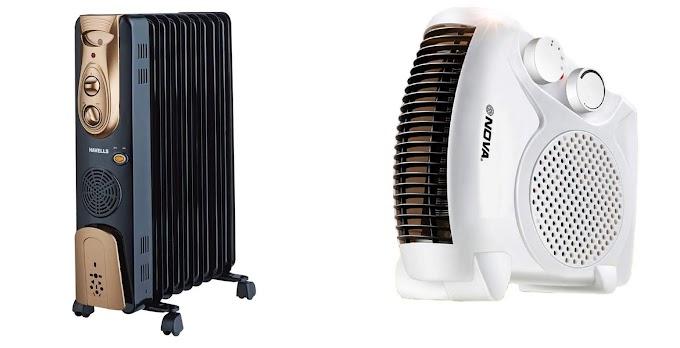 Different Types of Room heater || कौन सा Room Heater लेंना चाहिये 🔥🔥