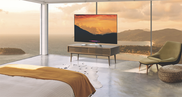 Smart Tivi LG 4K 55 inch 55UK6540PTD