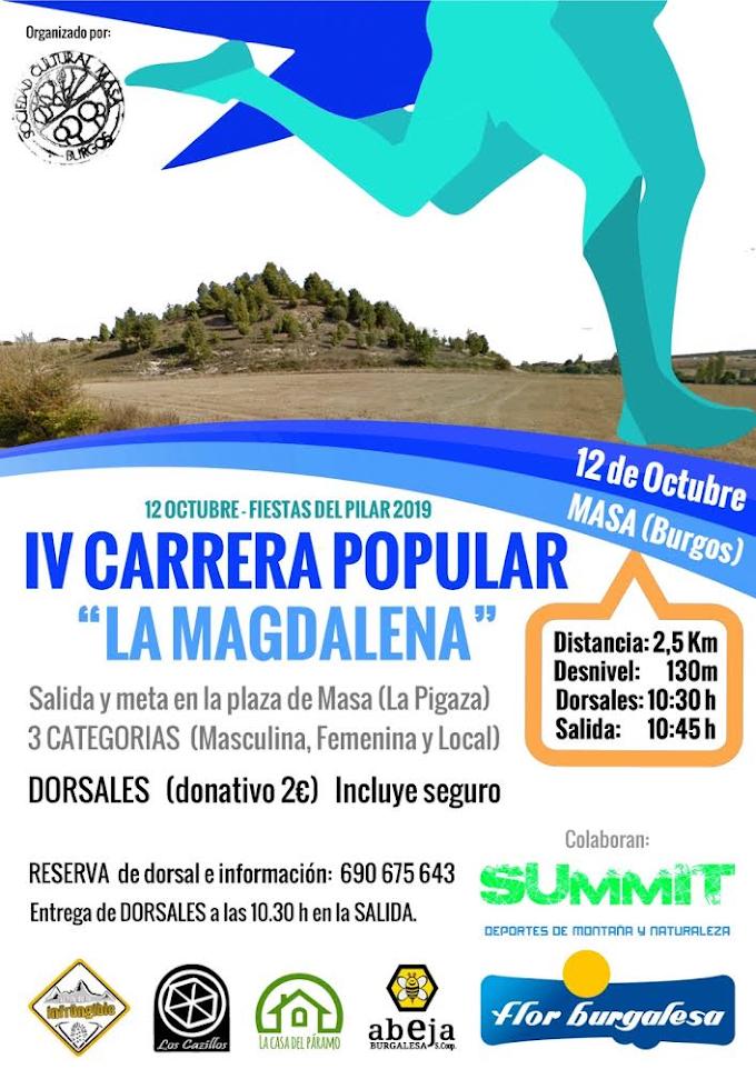 """IV Carrera """"La Magdalena"""""""