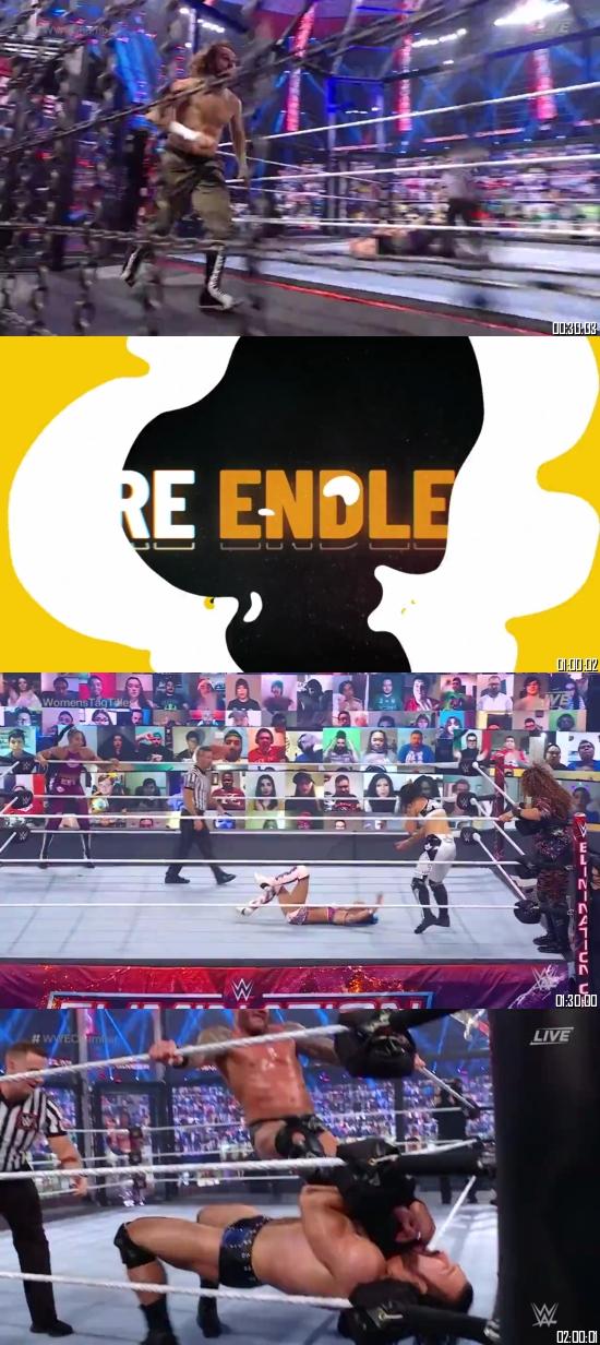 WWE Elimination Chamber 2021 PPV 720p 480p WEBRip Full Episode Download