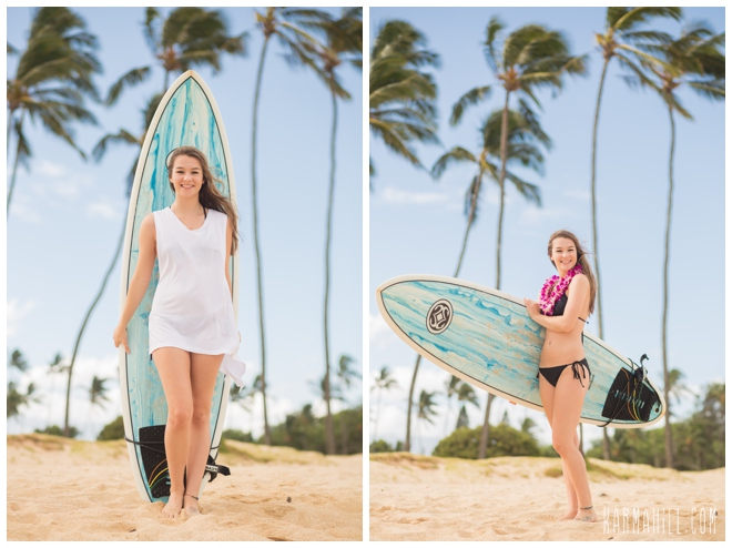Senior Portraits in Maui