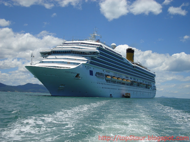 Qual o melhor momento para comprar viagem de navio? 1