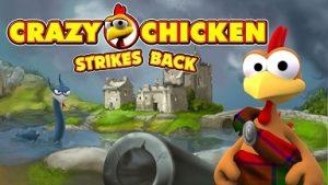 CRAZY CHICKEN Strikes Back APK