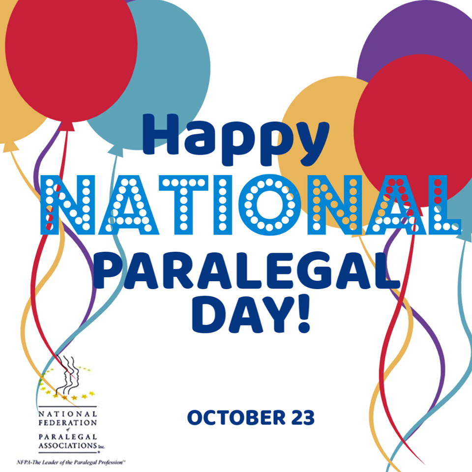 National Paralegal Day Wishes