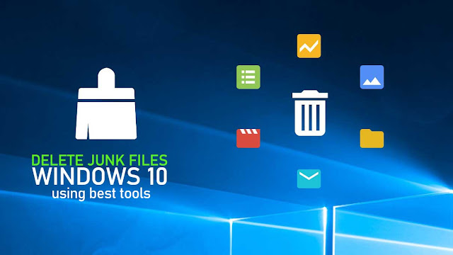 How to delete junk files using the best tools for Windows 10