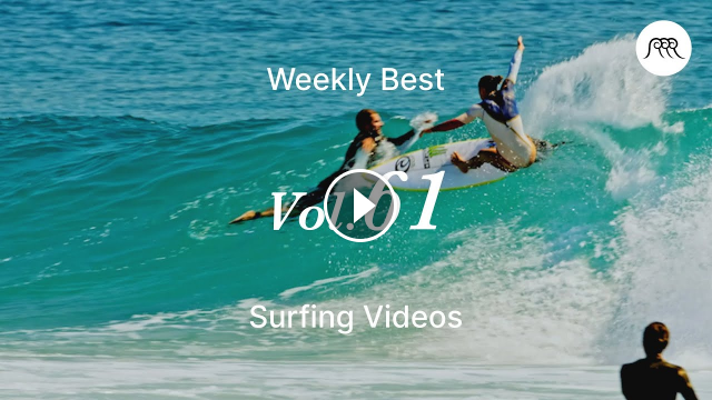 Michael February Devon Howard and more Best Surfing Videos of the Week 61