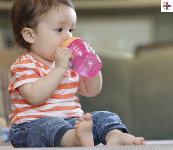 When can you give your baby water and how much of it can you give? Find out!