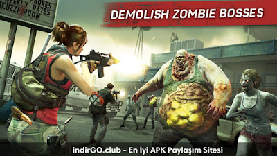 Left to Survive Hile APK