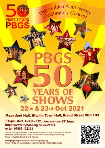 Our 50th Anniversary Concert