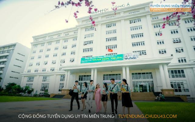 Đại học Đông Á tuyển dụng, Tuyển dụng đại học đông á