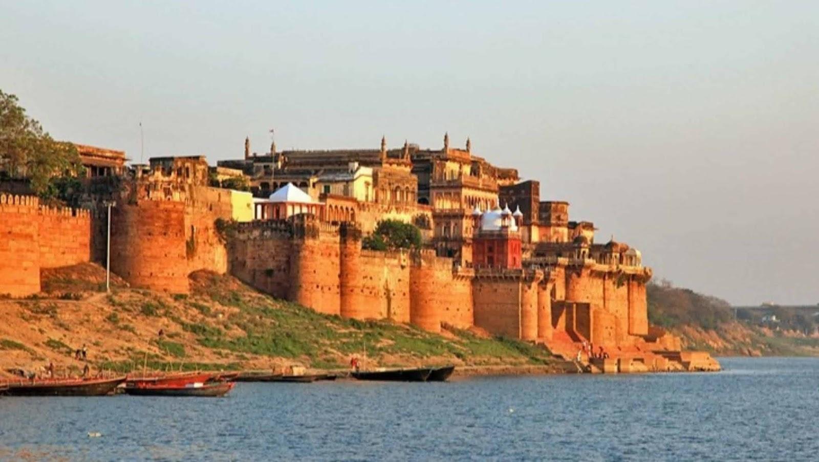 Ramnagar Fort kashi vishvanath