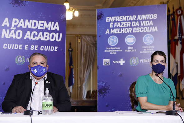 Pernambuco  anuncia novo plano de  flexibilizações favorecendo bares e restaurantes,  os quais poderão abrir das 05:00 as 23:00 horas