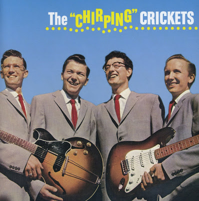 Buddy Holly & The Crickets - The ''Chirping'' Crickets (1957)