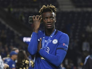 Tammy Abraham arrives in Rome ahead of expected Chelsea exit