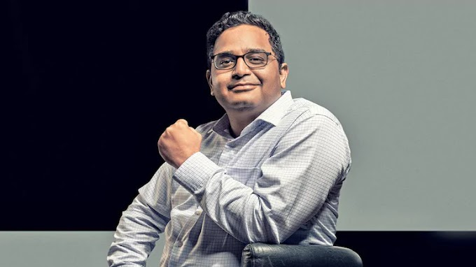 I didn't understand what the teacher was saying: Paytm founder Vijay Shekhar Sharma