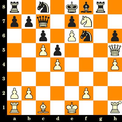 Les Blancs jouent et matent en 3 coups - Nigmadzianov vs Leonid Kaplun, URSS, 1977