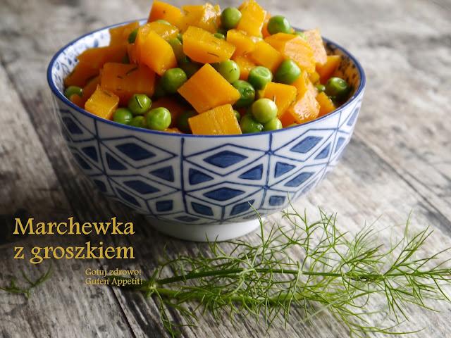 Marchewka z groszkiem - Czytaj więcej »