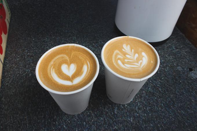 Layne's Espresso  Leeds Feast