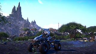 Planetside Arena Xbox One Background