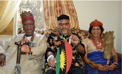 I will attend my parent's burial in Nigeria on February 14 – Nnamdi Kanu