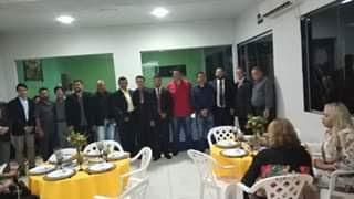 Realizado primeiro jantar de 2019 da ADHONEP de Guajará-Mirim