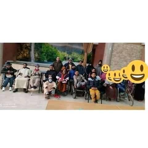 أولاد برحيل: تأسيس جمعية الرحمة لذوي الإحتياجات الخاصة.