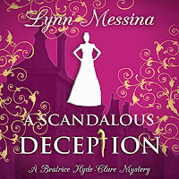 Audiobook cover for A Scandalous Deception