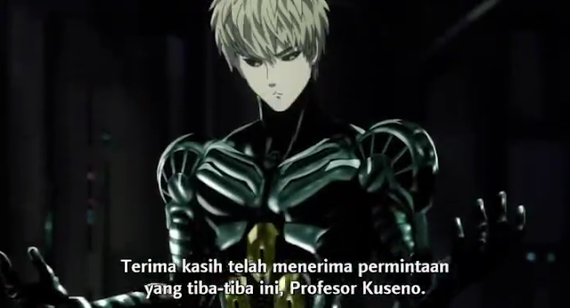One Punch Man S2 Episode 10 Subtitle Indonesia
