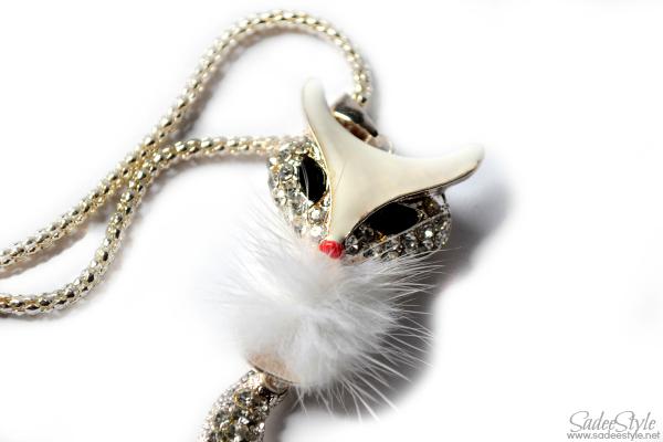 Fashion Fox Necklace