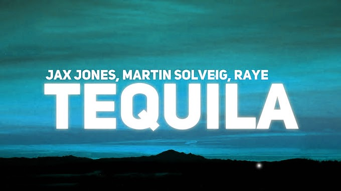 Jax Jones - Tequila song Lyrics | ft. Martin Solveig, RAYE