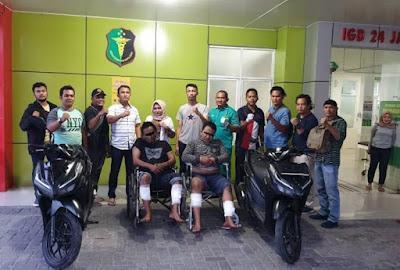 Dua Pencuri Sepedamotor Seputaran Sunggal Ditangkap