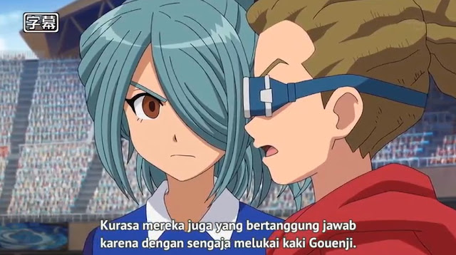 Inazuma Eleven: Orion no Kokuin Episode 6 Subtitle Indonesia