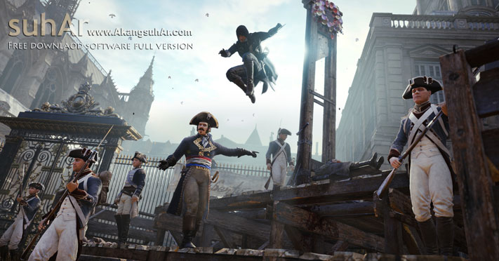 Download GAME PC Assassin's Creed Unity all dlcs