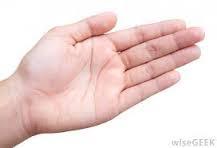 Khí chất con người xem qua bàn tay