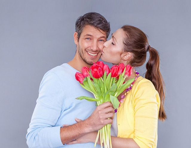 Dile lo que sientes con flores