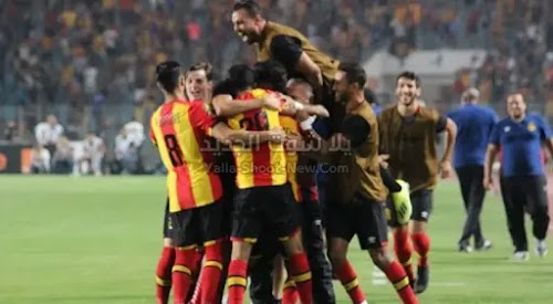 الترجي يتصدر المجموعة الرابعه بالفوز الثاني على التوالي في دوري ابطال افريقيا على فريق شبيبة القبائل
