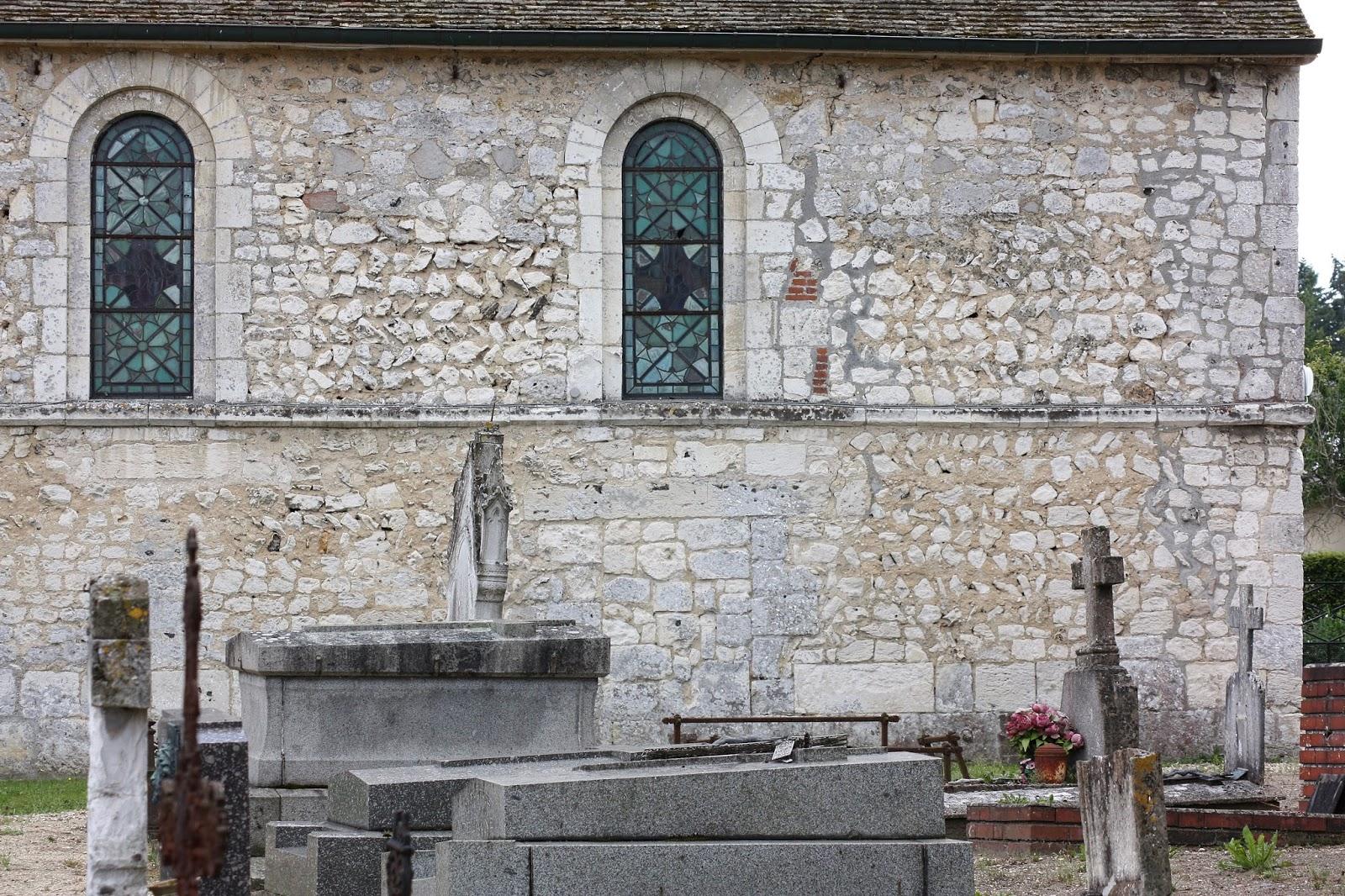 Atlas roman yainville eglise saint andr 76 for Fenetre yainville
