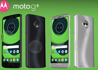 See Moto G6 Series Featuring High ROM and Display