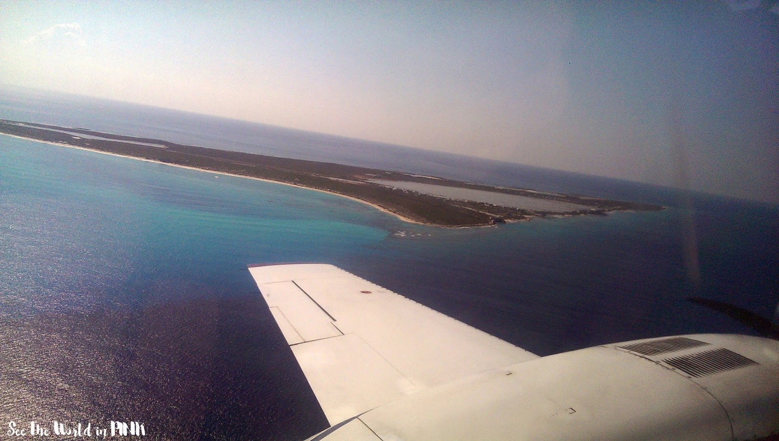 "Travel Post - My Turks and Caicos Vacation Part 3 Recap ""Salt Cay"""