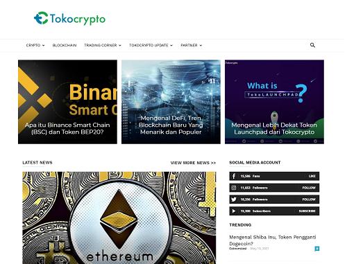 cara trading di tokocrypto