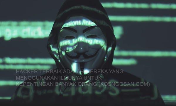 kata bijak hacker