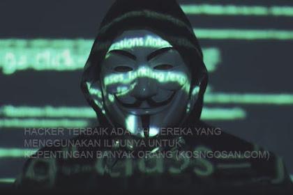 99 Kata Kata Bijak Hacker dan Cracker yang Keren